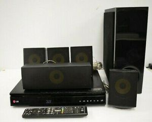LG 3D Compatible BluRay Home Theater System for Sale in Dallas, TX