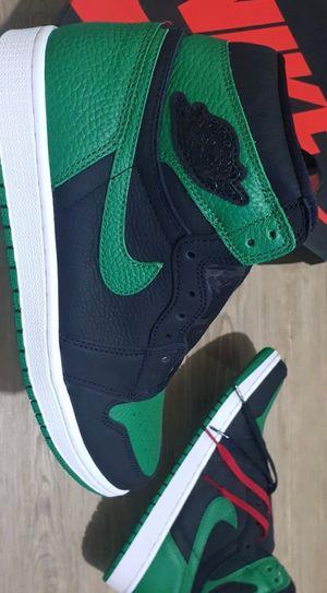 Jordan 1 prime green for Sale in Beckley, WV