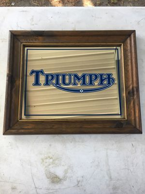 Triumph Mirror motorcycle for Sale in Downey, CA
