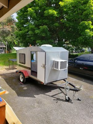 Guppy Micro Camper! for Sale in Spokane, WA