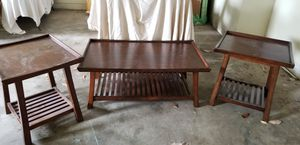 Coffee table set for Sale in Rockville, MD