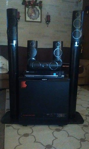 Surround sound system for Sale in New Lexington, OH