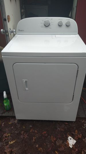 Whirlpool dryer for Sale in Eastover, SC