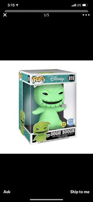 Oogie boogie Funko for Sale in Los Angeles, CA
