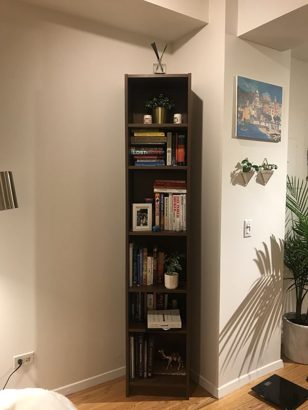 Ikea bookshelve/ bookcase in Brown