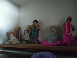 Antique china dolls for Sale in Columbus, OH