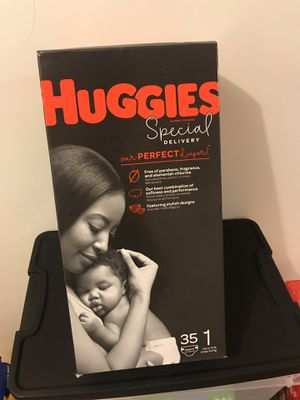 Huggies size 1 for Sale in Roselle, IL