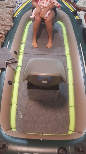 Seahawk 4 Inflatable Boat for Sale in San Antonio, TX