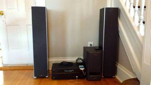 Yamaha Reciever and speakers for Sale in Washington, DC