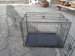 Large dog crate 36X26X23 for Sale in West Haven, CT