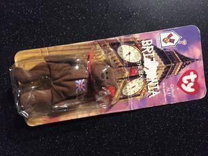 Rare TY Brittania McDonanalds beanie baby for Sale in Las Vegas, NV