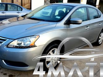 Clean 2014 Nissan Sentra - Clean Title - No Accident History - Never Been In An Accident for Sale in Houston,  TX