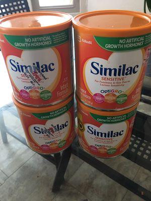 Similac sensitive for Sale in Gilbert, AZ