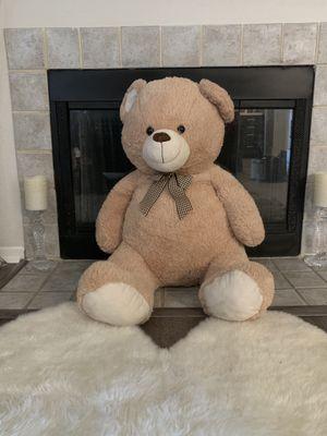 3ft teddy bear for Sale in Dublin, CA