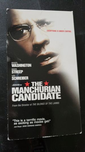 The Manchurian Candidate for Sale in Harrisburg, SD