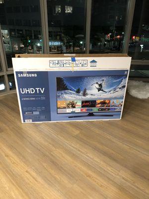 "Samsung 55"" UHD Television for Sale in Arlington, VA"
