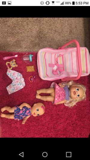 Baby alive dolls for Sale in Greencastle, IN