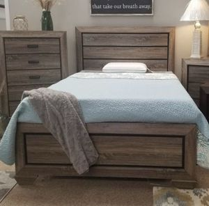 Rustic Full Size Model Bed Frame for Sale in Wilmington, NC