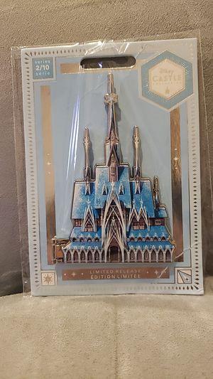 Disney Frozen Castle Pin for Sale in Fife, WA