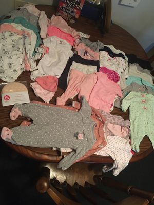 Baby girl clothes for Sale in Buffalo, NY