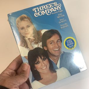 📀📺 NWT Three's Company Season 8 DVD for Sale in Fresno, CA