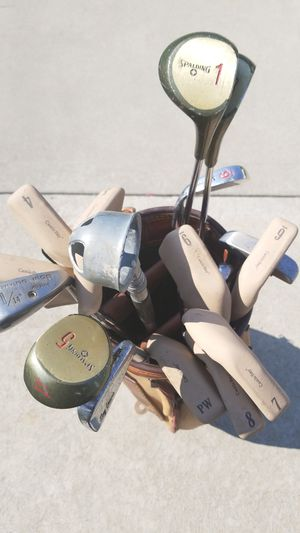 Spalding golf clubs for Sale in Lakewood, OH