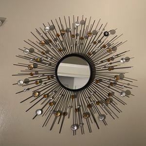 Sunburst mirror for Sale in Westport, MA