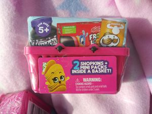 8 Shopkins ( just like mini brands ) 30$ for Sale in Virginia Beach, VA