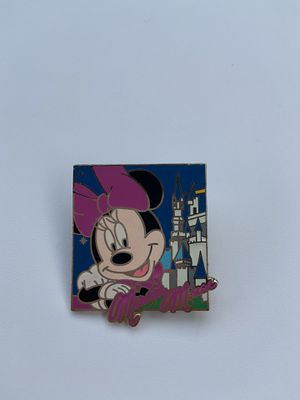 Minnie Mouse Disney pin for Sale in Riverview, FL