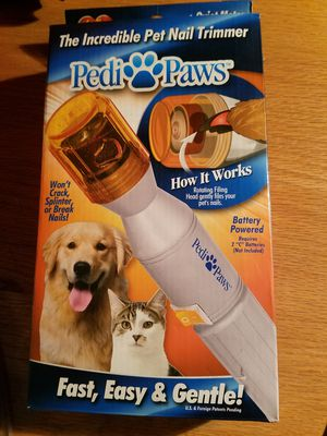 Pedipaws Nail Trimmer for Sale in Grants Pass, OR