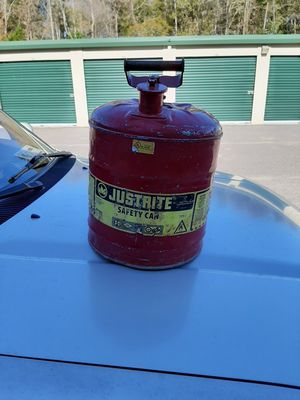 Metal gas can for Sale in Virginia Beach, VA