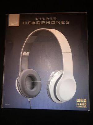 (Black) stereo headphones for Sale in Lexington, KY