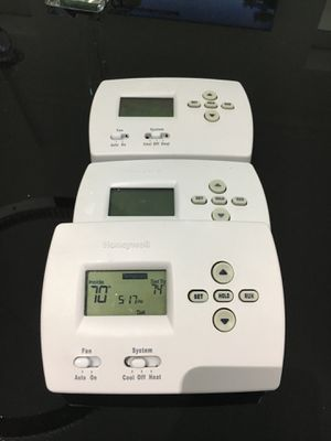 Honeywell thermostats for Sale in Fort Lauderdale, FL