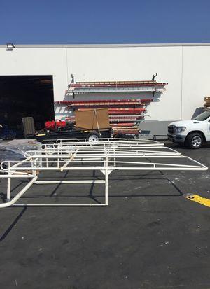 Used, Black Max Ladder Racks. for Sale in Orange, CA