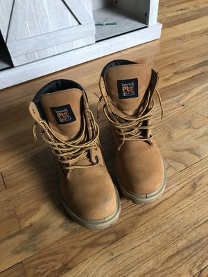Men's Timberland Pro size 9 for Sale in Parma Heights, OH