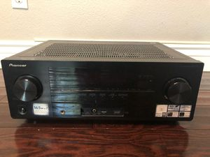 Pioneer VSX-1122-K 7.2 Receiver with Airplay Pandora for Sale in Concord, CA