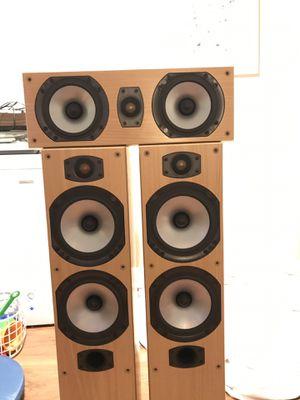 Monitor audio speakers for Sale in Oceanside, CA