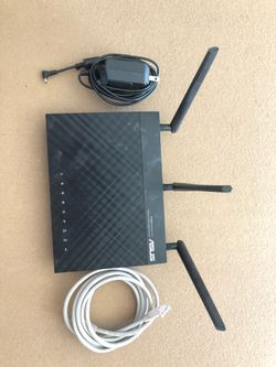 Asus router N900 for Sale in Apple Valley,  CA