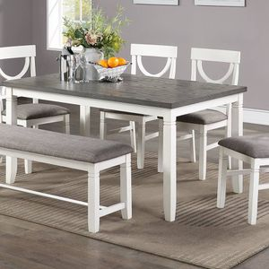Table Chairs And Bench for Sale in Fullerton, CA