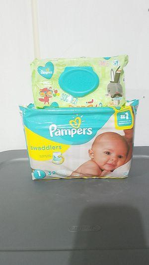 Pampers essentials Bundle for Sale in Suffolk, VA