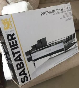 Sabatier Premium Dish Rack (NEW) for Sale in Manchester, PA