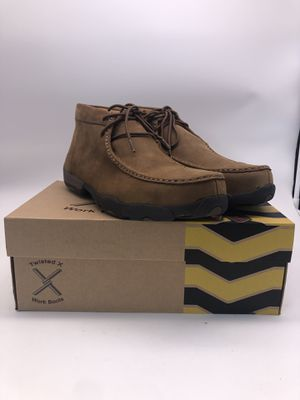 Twisted X Steel Toed Work Boots Men's Size 12 Like New for Sale in Waxahachie, TX