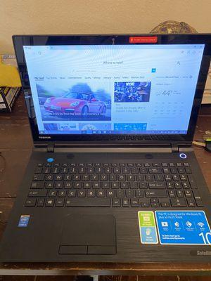 Toshiba satélite touch screen laptop for Sale in Beaverton, OR