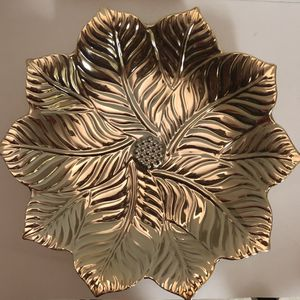 🙋♀️ Gold Flower Bowl for Sale in Hollywood, FL