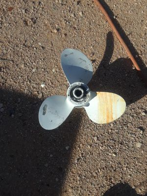 2 Omc speed prop for Sale in Apache Junction, AZ