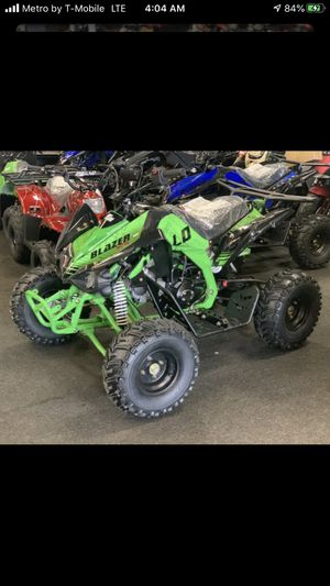 Blazer 125cc quad for Sale in Los Angeles, CA