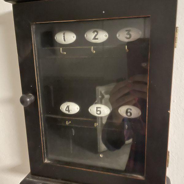 Six keyholder box pool design