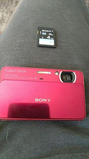 Sony Cybershot DSC-T110 Digital Camera for Sale in Long Beach, CA