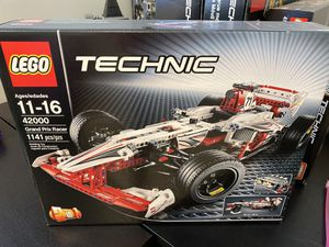 LEGO 42000 - Grand Prix Racer - sealed for Sale in Pompano Beach, FL