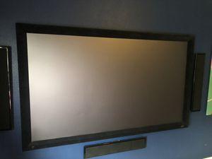 "Screen innovations 92"" projector screen for Sale in Alafaya, FL"